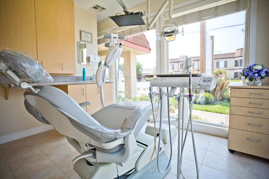 DENTIST STERILIZATION AREA