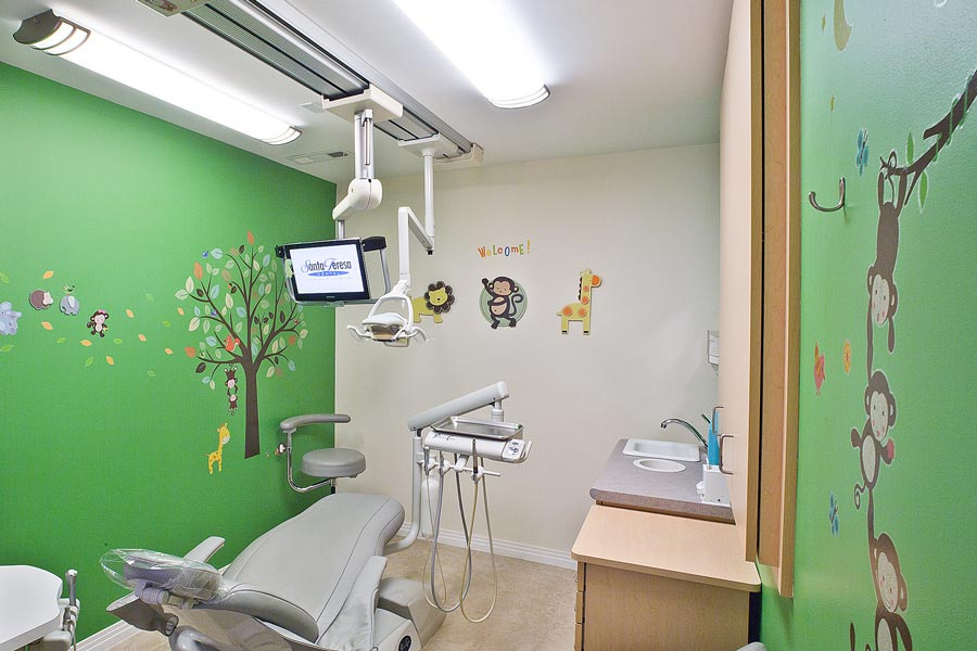 Dentist Children Room