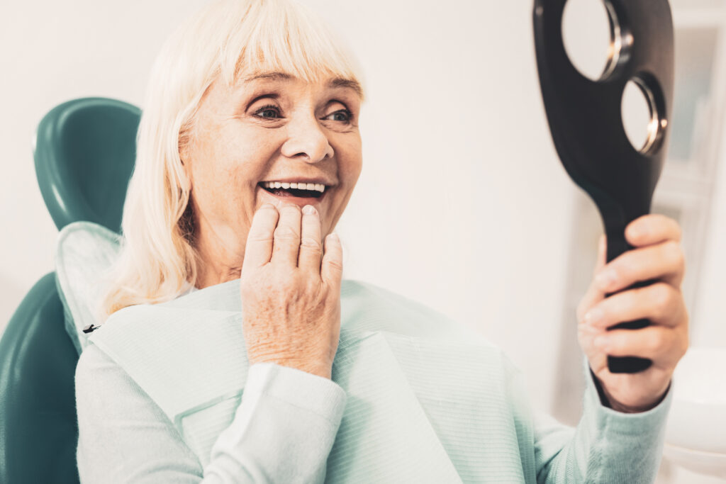 What Makes All-on-4s Better Than Dentures